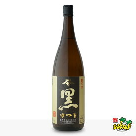 黒さつま 芋焼酎 佐藤酒造 25度 1800ml