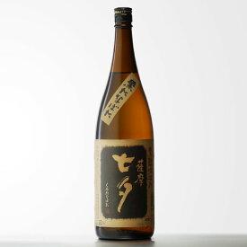 田崎酒造 七夕 「黒麹」 (たなばたくろ) 1800ml 焼酎ファンなら一度は飲んでおきたい逸品 【RCP】