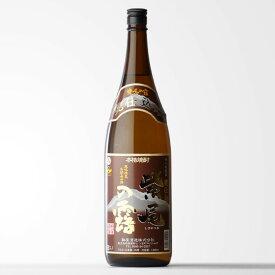 軸屋酒造 紫尾の露 甕仕込 1800ml瓶 芋焼酎 鹿児島県