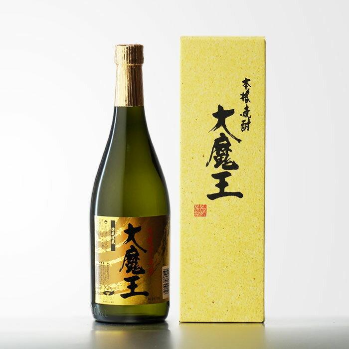 濱田酒造 大魔王 720ml 素晴らしい味わいは、あの【魔王】にも決して劣らない【RCP】