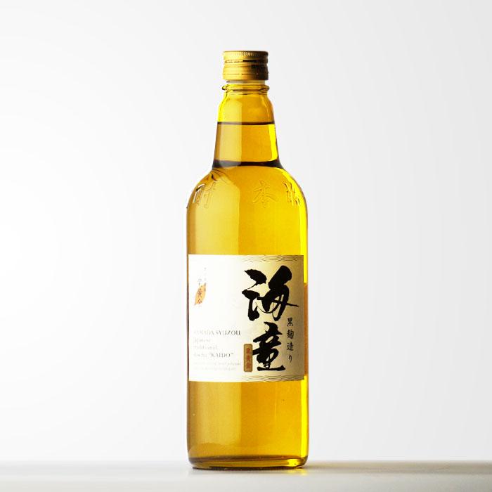 海童 栗黄金 25度720ml 濱田酒造 芋焼酎【RCP】