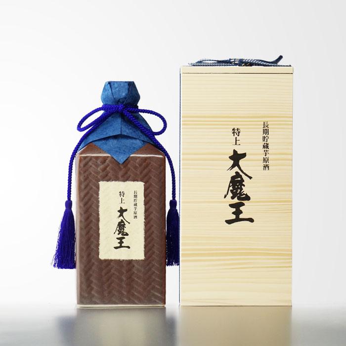 濱田酒造 「特上大魔王」 (とくじょうだいまおう) 36度 600ml 【鹿児島県】 焼酎ファンなら一度は飲んでおきたい逸品 【RCP】