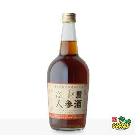 お中元 高麗人参酒 養命酒製造株式会社 15度 700ml【RCP】 お中元 ギフト