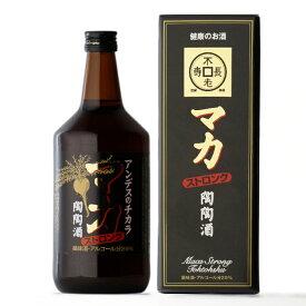 マカ・ストロング陶陶酒・辛口 陶陶酒本舗 29度 720ml