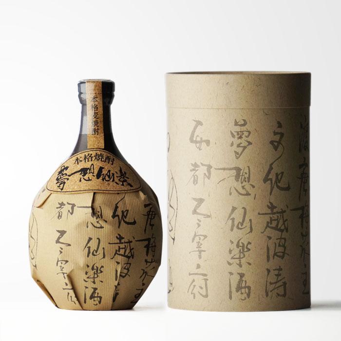 麦焼酎 「夢想仙楽」 (むそうせんらく) 40度720ml 光酒造 福岡県 【RCP】