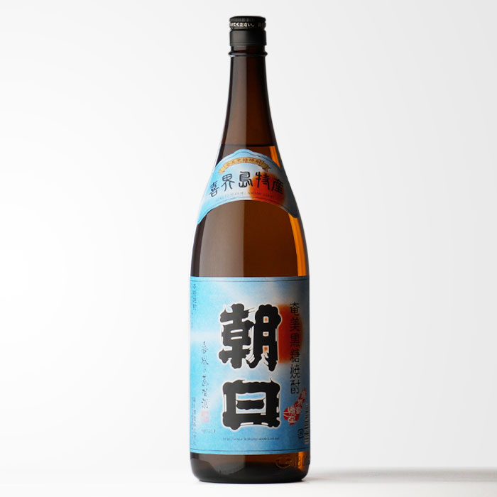 【鹿児島県】 黒糖焼酎 朝日酒造 朝日 25度1800ml 【RCP】