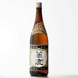 【黒松 白鹿・上撰本醸造】 1800ml瓶 日本酒 清酒 【RCP】 お中元