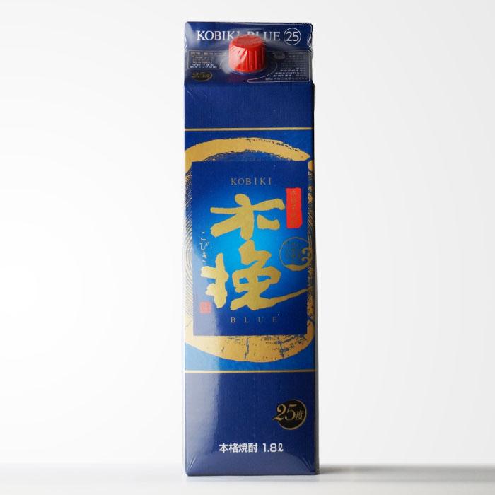 雲海酒造 木挽 BLUE (こびき ブルー) 25度 1800mlパック 芋焼酎 宮崎県 【RCP】