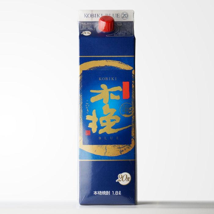 雲海酒造 「木挽 BLUE (こびき ブルー) 20度」 1800mlパック 芋焼酎 宮崎県 【RCP】
