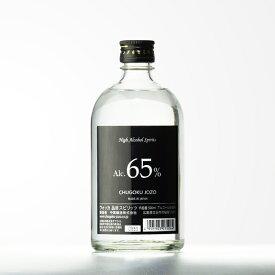High Alcohol Spirits 65% スピリッツ 中国醸造株式会社 65度 500ml【RCP】 お中元