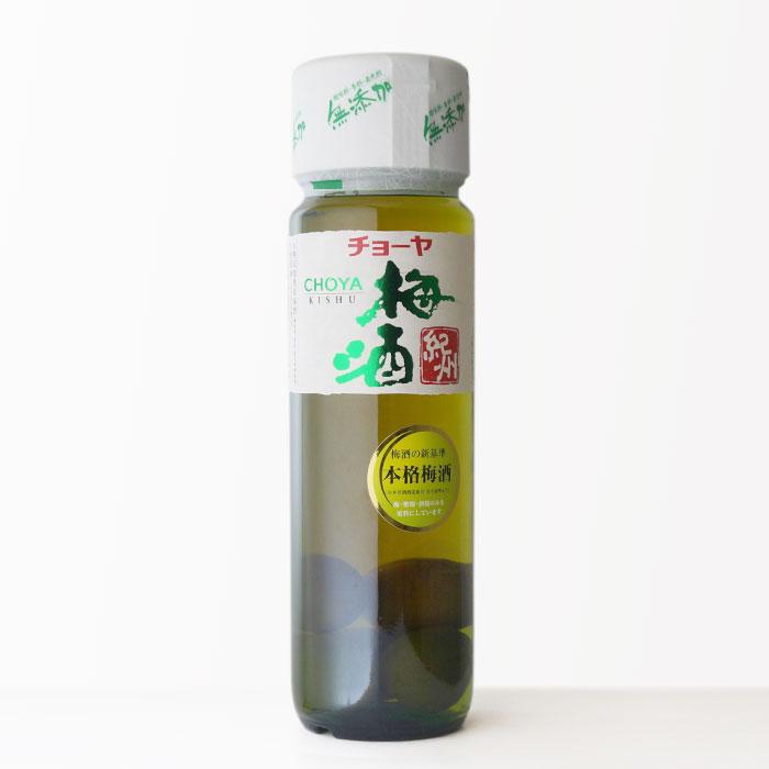 チョーヤ梅酒 紀州(梅の実入り) 14度 720ml 瓶【RCP】