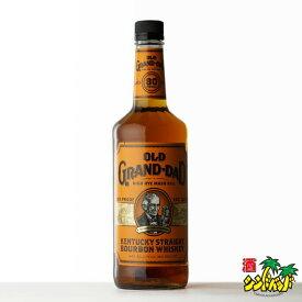 オールド グランダッド 80プルーフ 40度 750mlOLD GRAND-DAD 80PROOF 【並行輸入品】【バーボン】【洋酒】【RCP】