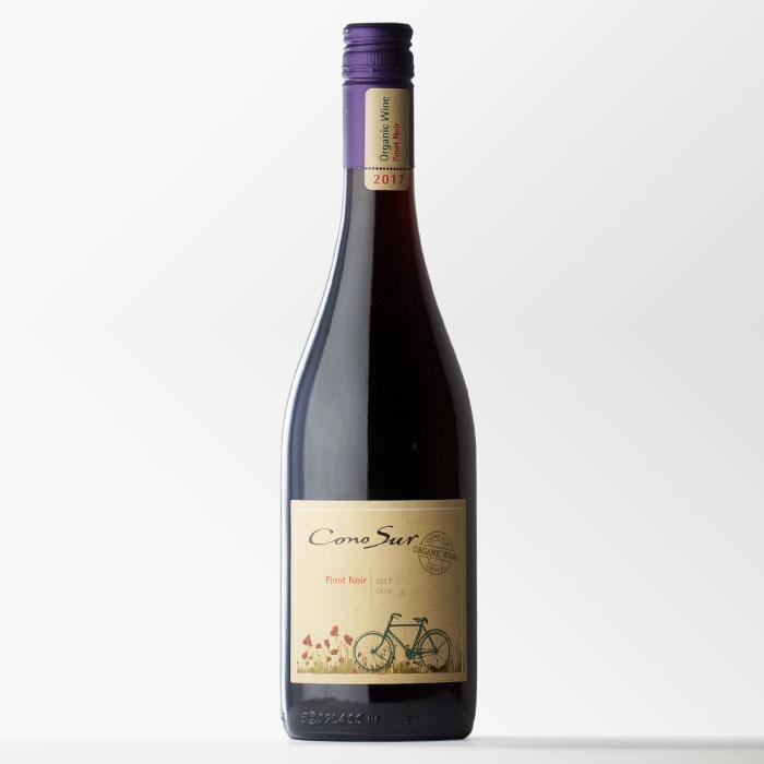 チリワイン 【コノスル・オーガニック・ピノ・ノワール】 750ml 赤ワイン 【RCP】