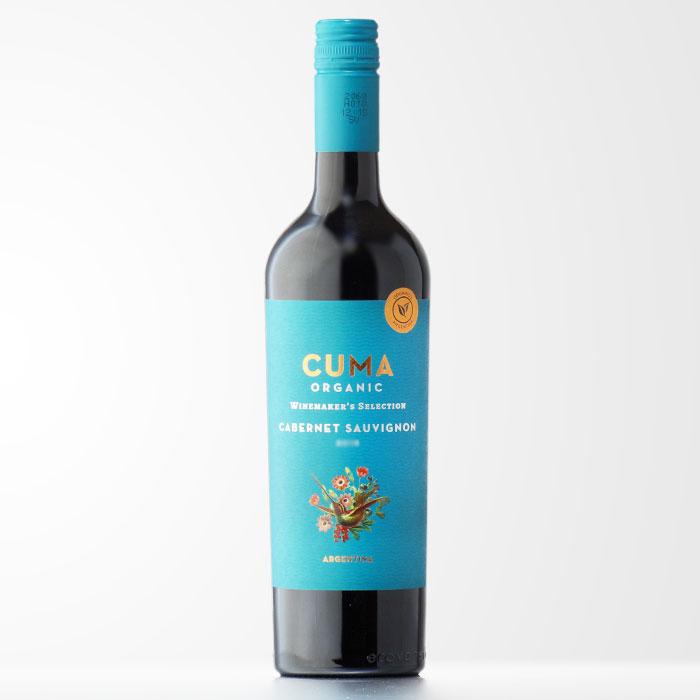 アルゼンチンワイン 【クマ オーガニック カベルネ・ソーヴィニヨン】 750ml 赤ワイン 【RCP】
