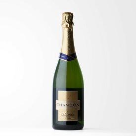 スパークリングワイン 【シャンドン カリフォルニア ブリュット クラシック】 白 750ml 【並行】 【RCP】