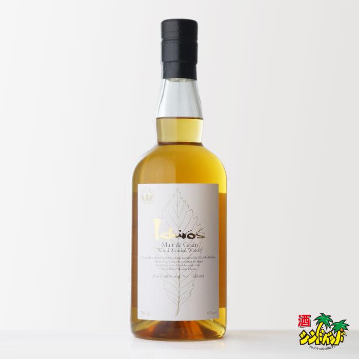 イチローズモルト&グレーンホワイトラベル 46度 700mlIchiros Malt&Grain World Blended Whisky【国産ウイスキー】【国産洋酒】【埼玉県】【ベンチャーウイスキー】【RCP】