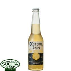 コロナ・エキストラ ボトル【355ml瓶×24本・1ケース】