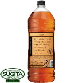 """JINRO 名もなき銘酒 セレクション """"BLENDED WHISKY""""(ブレンデッドウイスキー) 4L(4000ml)ペット"""