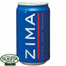 【送料無料】ZIMA ジーマ【330ml缶×24本・1ケース】