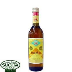 三慶 桂花陳酒 500ml