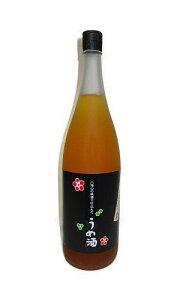 八海山の原酒で仕込んだ梅酒 1,800ml