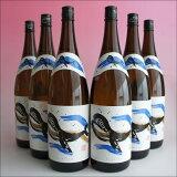 【1個口・包装不可】くじらのボトル1800mlX6本・大海酒造芋焼酎25度