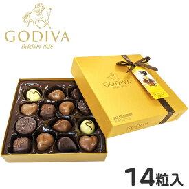 ゴディバ(GODIVA) ゴールド バロティン 14粒 165g アソート・ チョコレート [バレンタイン・ギフトに]