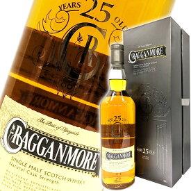 クラガンモア 25年 スペシャルリリース 1988-2014 700ml 51.4度 並行 シングルモルト スコッチ ウイスキー 洋酒