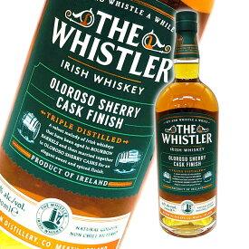 ザ・ホイッスラー オロロソシェリーカスク フィニッシュ 700ml 43度 ブレンデッド アイリッシュ ウイスキー 洋酒