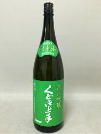 くどき上手 純米吟醸 酒未来 1800ml 【亀の井酒造】【山形県】