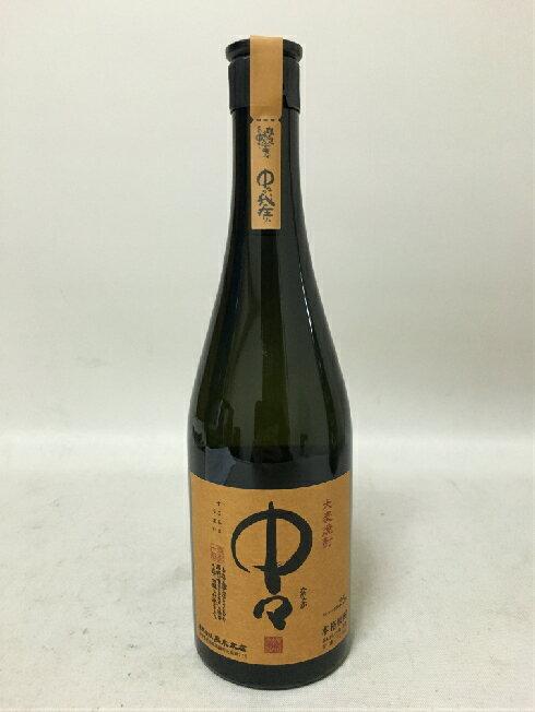 中々 大麦焼酎 720ml 【黒木本店】【宮崎県】