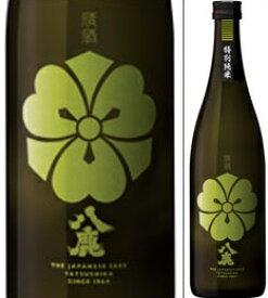 八鹿 特別純米(緑) 720ml瓶 八鹿酒造 大分県 化粧箱なし