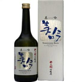 西の関 美吟 吟醸酒 720ml瓶 萱島酒造 大分県 化粧箱入【RCP】