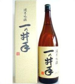 【取寄商品】一の井手 純米吟醸 1800ml瓶 久家本店 大分県 化粧箱入
