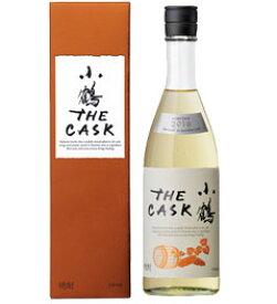 38度 小鶴 THE CASK 720ml瓶  小正醸造 鹿児島県 化粧箱入