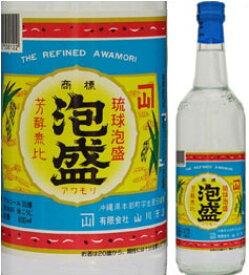 30度 かねやま 600ml瓶 泡盛(本島本部町・一般酒) 山川酒造 沖縄県 化粧箱なし