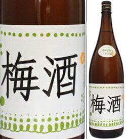 11度 立山梅酒 1800ml瓶 日本酒ベース梅酒 立山酒造 富山県 化粧箱なし 限定品