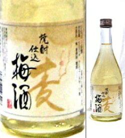 11度 土佐菊水 焼酎仕込梅酒 麦 500ml瓶 菊水酒造 高知県 化粧箱なし