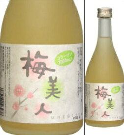 11度 土佐菊水 梅美人 500ml瓶 コラーゲン入梅酒 菊水酒造 高知県 化粧箱なし