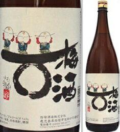 14度 利右衛門さんの梅酒 1800ml瓶 焼酎ベース梅酒 指宿酒造 鹿児島県 化粧箱なし