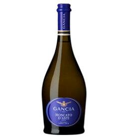 【取寄商品】ガンチア・モスカート・ダスティ 750ml瓶 イタリア 白スパークリングワイン ガンチア社 箱無し