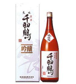 【取寄商品】千羽鶴 吟醸 1800ml瓶 佐藤酒造 大分県 化粧箱入