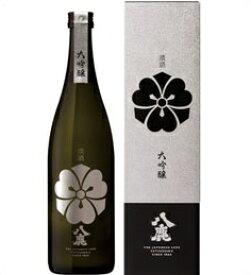 八鹿 大吟醸(銀) 720ml瓶 八鹿酒造 大分県 化粧箱入