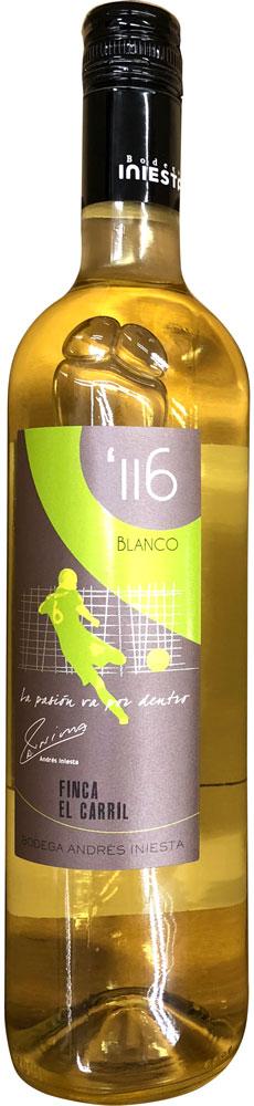 ボデガ・イニエスタ・ミヌート116・ブランコ 白 wine white blanco iniesta