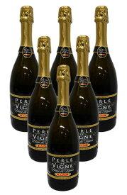 ペール・ドゥ・ヴィーニュ スパークリングワイン 辛口 11.5度 750ml×6本セット【6月〜10月 クール便】 ※【送料無料(北海道・東北・沖縄以外)】