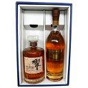 高級ウイスキー2本ギフトセット 響ブレンダーズチョイス、グレンモーレンジ18年[正規品] ※【送料無料(北海道・東北…