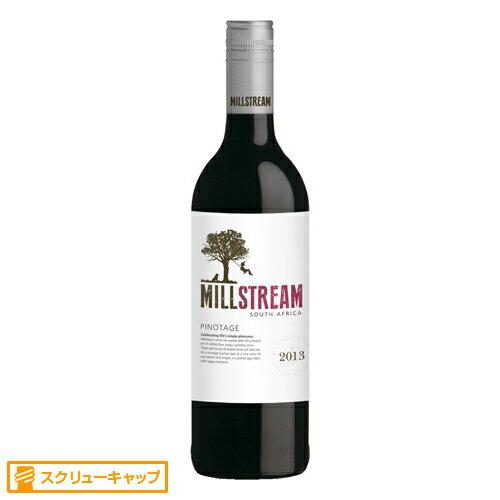 【赤ワイン】南アフリカ ミルストリーム・ピノタージュ 750ml×12本【ミディアムボディ】【ダグラス・グリーン・ベリンガム】【ピノタージュ】