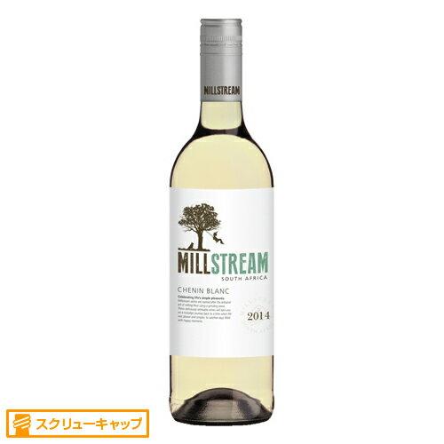 【白ワイン】南アフリカ ミルストリーム・シュナン・ブラン 750ml×12本【辛口】【ダグラス・グリーン・ベリンガム】【シュナン・ブラン】