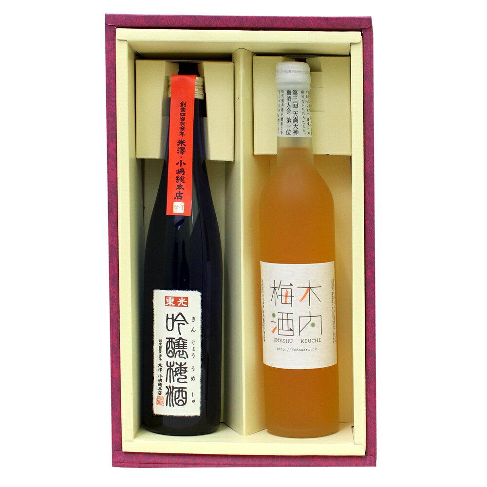 【送料無料】【ギフトボックス付き】天下御免!!日本一の梅酒 2本セット