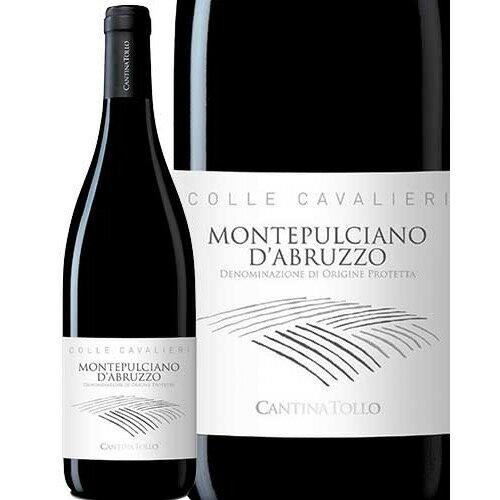カンティーナ トロ モンテプルチアーノ ダブルッツォ 750ml イタリア 赤ワイン [N]